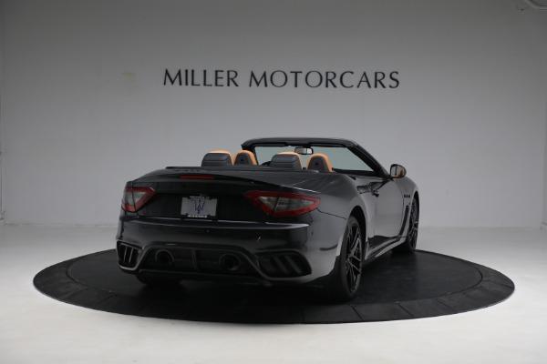 New 2019 Maserati GranTurismo MC Convertible for sale $176,595 at Alfa Romeo of Westport in Westport CT 06880 7