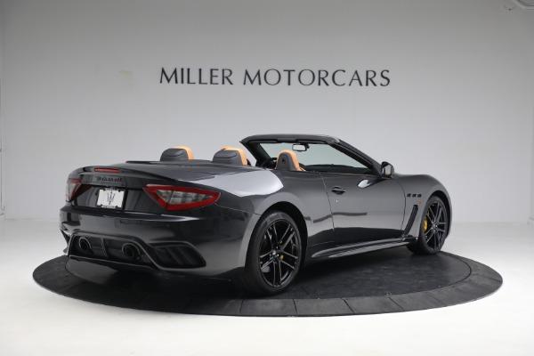 New 2019 Maserati GranTurismo MC Convertible for sale $176,595 at Alfa Romeo of Westport in Westport CT 06880 8