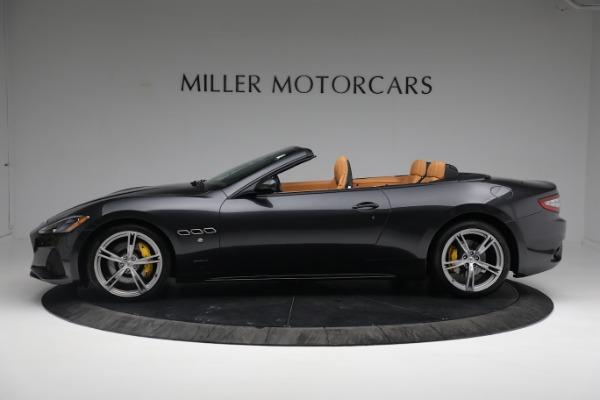 New 2019 Maserati GranTurismo Sport Convertible for sale $164,075 at Alfa Romeo of Westport in Westport CT 06880 12