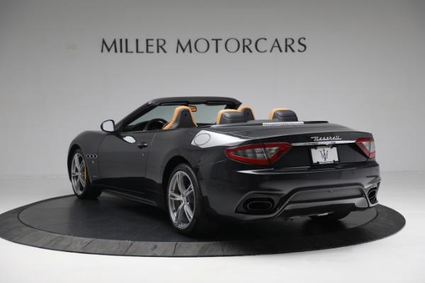 New 2019 Maserati GranTurismo Sport Convertible for sale $164,075 at Alfa Romeo of Westport in Westport CT 06880 13