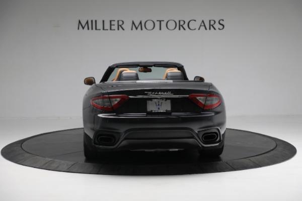 New 2019 Maserati GranTurismo Sport Convertible for sale $164,075 at Alfa Romeo of Westport in Westport CT 06880 14
