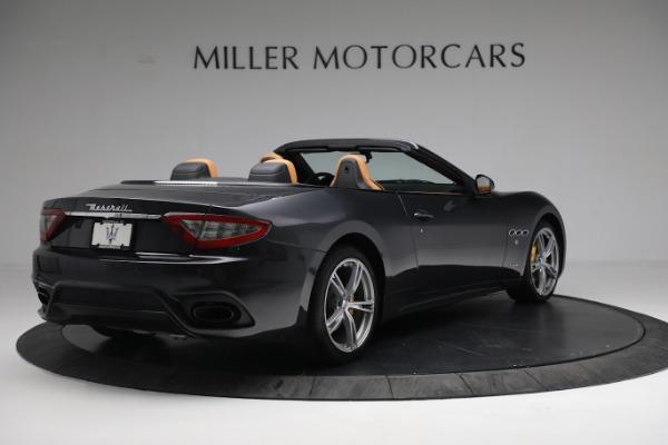 New 2019 Maserati GranTurismo Sport Convertible for sale $164,075 at Alfa Romeo of Westport in Westport CT 06880 15