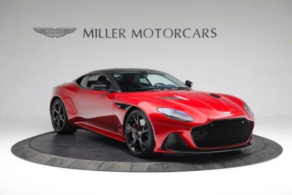 Used 2019 Aston Martin DBS Superleggera for sale Sold at Alfa Romeo of Westport in Westport CT 06880 10