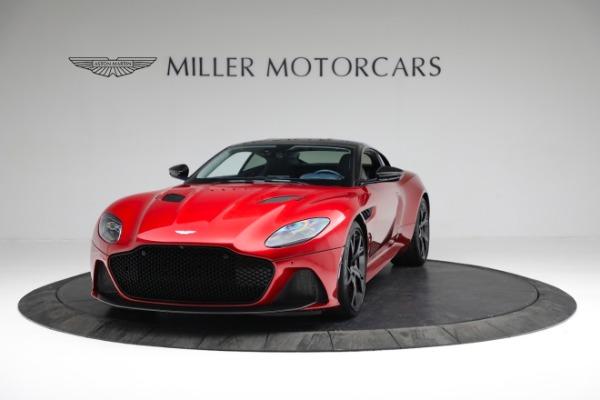 Used 2019 Aston Martin DBS Superleggera for sale Sold at Alfa Romeo of Westport in Westport CT 06880 12