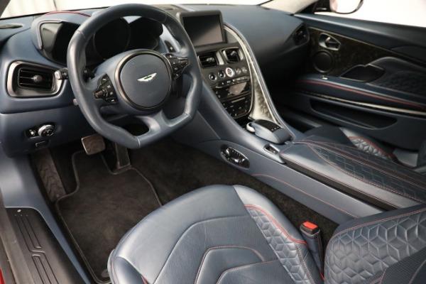 Used 2019 Aston Martin DBS Superleggera for sale Sold at Alfa Romeo of Westport in Westport CT 06880 13