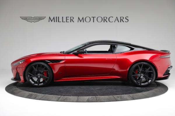 Used 2019 Aston Martin DBS Superleggera for sale Sold at Alfa Romeo of Westport in Westport CT 06880 2