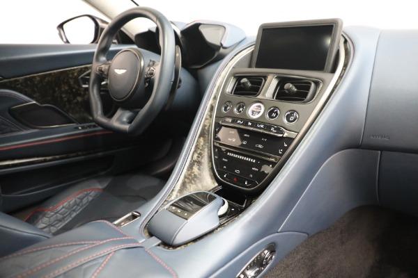 Used 2019 Aston Martin DBS Superleggera for sale $259,900 at Alfa Romeo of Westport in Westport CT 06880 22
