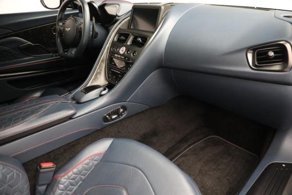 Used 2019 Aston Martin DBS Superleggera for sale $259,900 at Alfa Romeo of Westport in Westport CT 06880 23