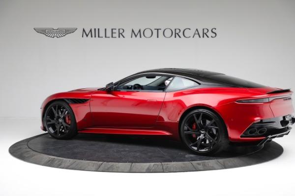 Used 2019 Aston Martin DBS Superleggera for sale Sold at Alfa Romeo of Westport in Westport CT 06880 3
