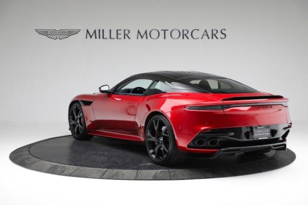 Used 2019 Aston Martin DBS Superleggera for sale Sold at Alfa Romeo of Westport in Westport CT 06880 4