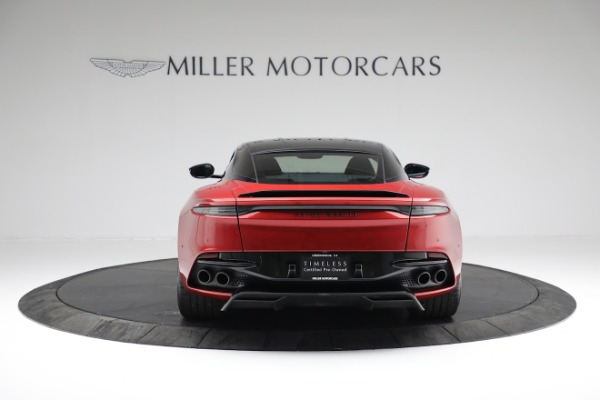 Used 2019 Aston Martin DBS Superleggera for sale Sold at Alfa Romeo of Westport in Westport CT 06880 5