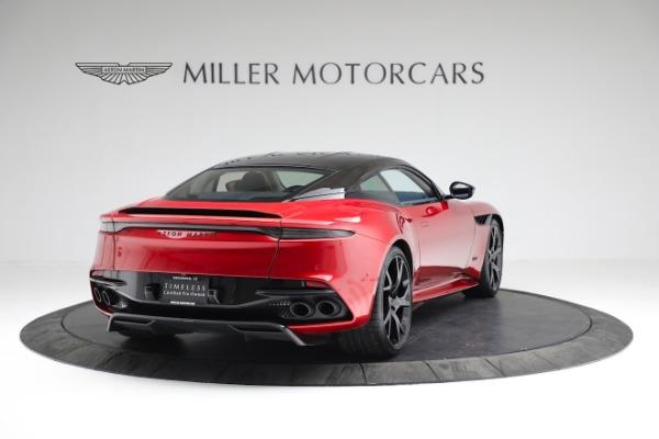 Used 2019 Aston Martin DBS Superleggera for sale Sold at Alfa Romeo of Westport in Westport CT 06880 6