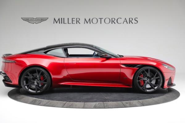 Used 2019 Aston Martin DBS Superleggera for sale Sold at Alfa Romeo of Westport in Westport CT 06880 8