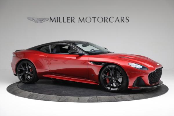 Used 2019 Aston Martin DBS Superleggera for sale Sold at Alfa Romeo of Westport in Westport CT 06880 9