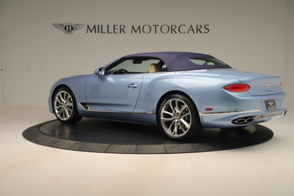 New 2020 Bentley Continental GTC V8 for sale Sold at Alfa Romeo of Westport in Westport CT 06880 15