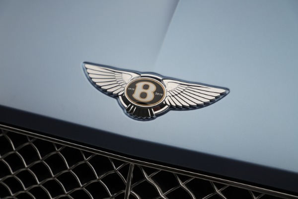 New 2020 Bentley Continental GTC V8 for sale Sold at Alfa Romeo of Westport in Westport CT 06880 20