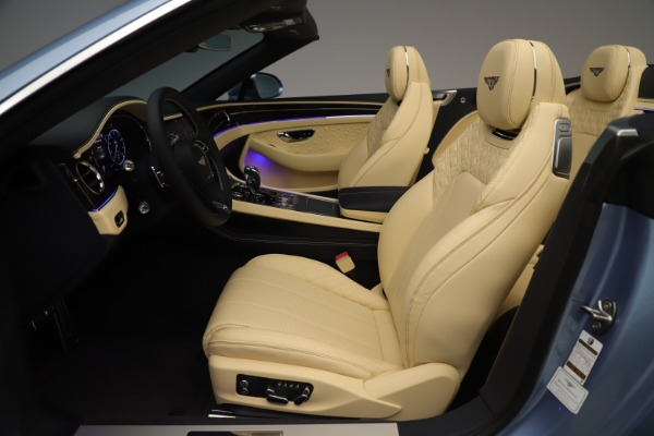 New 2020 Bentley Continental GTC V8 for sale Sold at Alfa Romeo of Westport in Westport CT 06880 25