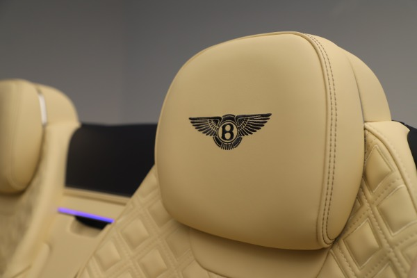 New 2020 Bentley Continental GTC V8 for sale Sold at Alfa Romeo of Westport in Westport CT 06880 27