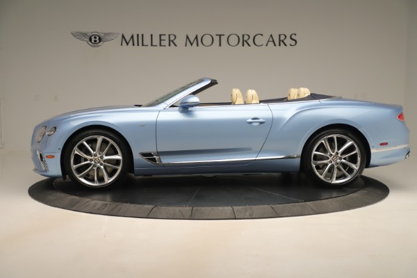 New 2020 Bentley Continental GTC V8 for sale Sold at Alfa Romeo of Westport in Westport CT 06880 3