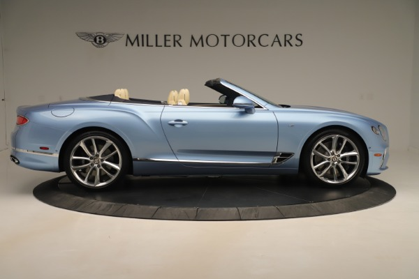 New 2020 Bentley Continental GTC V8 for sale Sold at Alfa Romeo of Westport in Westport CT 06880 9