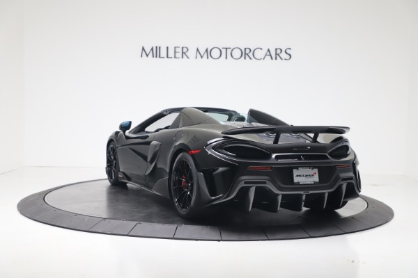 Used 2020 McLaren 600LT Spider for sale $249,900 at Alfa Romeo of Westport in Westport CT 06880 10
