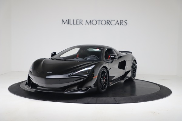 Used 2020 McLaren 600LT Spider for sale $249,900 at Alfa Romeo of Westport in Westport CT 06880 11