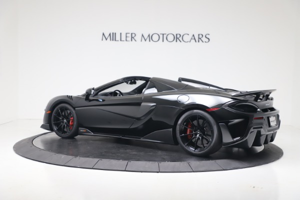 Used 2020 McLaren 600LT Spider for sale $249,900 at Alfa Romeo of Westport in Westport CT 06880 13