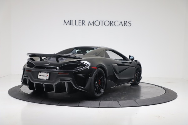 Used 2020 McLaren 600LT Spider for sale $249,900 at Alfa Romeo of Westport in Westport CT 06880 14