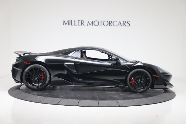 Used 2020 McLaren 600LT Spider for sale $249,900 at Alfa Romeo of Westport in Westport CT 06880 15