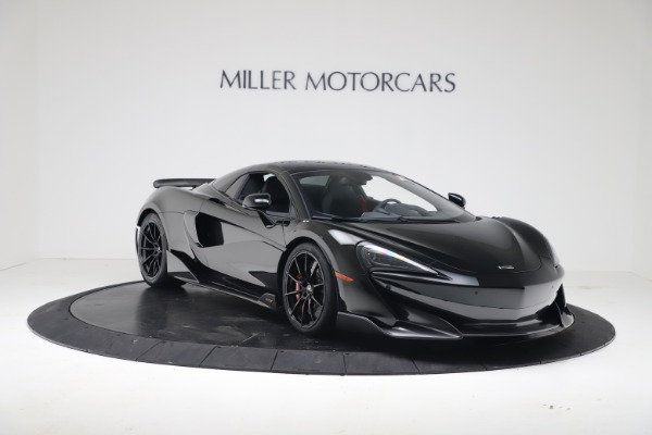 Used 2020 McLaren 600LT Spider for sale $249,900 at Alfa Romeo of Westport in Westport CT 06880 16