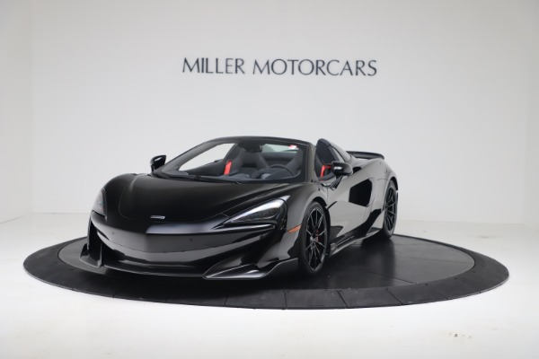 Used 2020 McLaren 600LT Spider for sale $249,900 at Alfa Romeo of Westport in Westport CT 06880 2