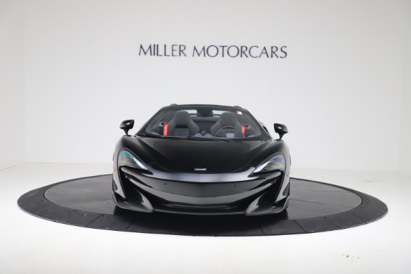 Used 2020 McLaren 600LT Spider for sale $249,900 at Alfa Romeo of Westport in Westport CT 06880 3