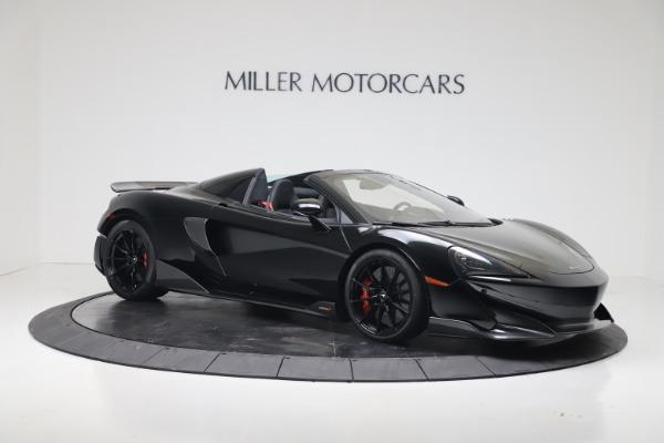 New 2020 McLaren 600LT SPIDER Convertible for sale Sold at Alfa Romeo of Westport in Westport CT 06880 5
