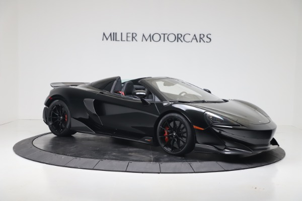 Used 2020 McLaren 600LT Spider for sale $249,900 at Alfa Romeo of Westport in Westport CT 06880 5