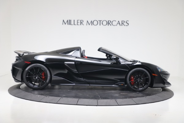 Used 2020 McLaren 600LT Spider for sale $249,900 at Alfa Romeo of Westport in Westport CT 06880 6