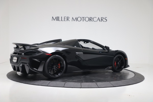 Used 2020 McLaren 600LT Spider for sale $249,900 at Alfa Romeo of Westport in Westport CT 06880 7