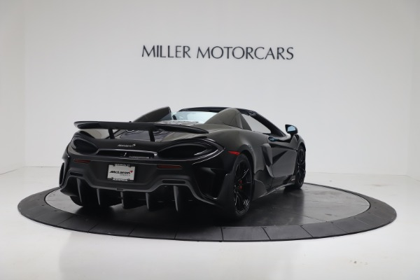 Used 2020 McLaren 600LT Spider for sale $249,900 at Alfa Romeo of Westport in Westport CT 06880 8