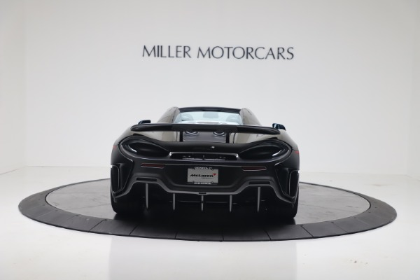 Used 2020 McLaren 600LT Spider for sale $249,900 at Alfa Romeo of Westport in Westport CT 06880 9