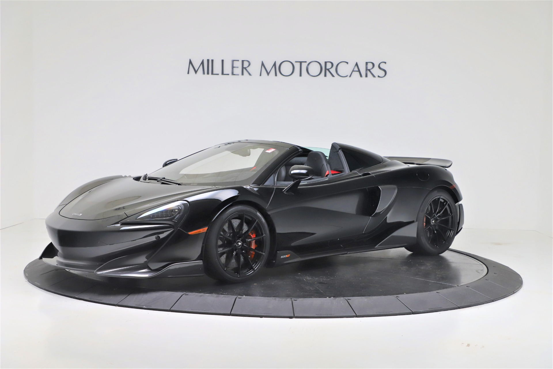 Used 2020 McLaren 600LT Spider for sale $249,900 at Alfa Romeo of Westport in Westport CT 06880 1
