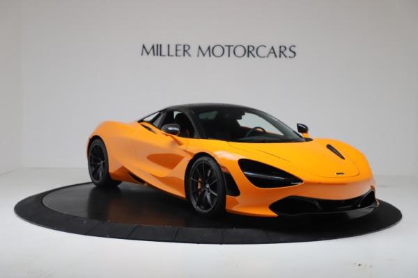 New 2020 McLaren 720S Spider Convertible for sale $374,440 at Alfa Romeo of Westport in Westport CT 06880 14