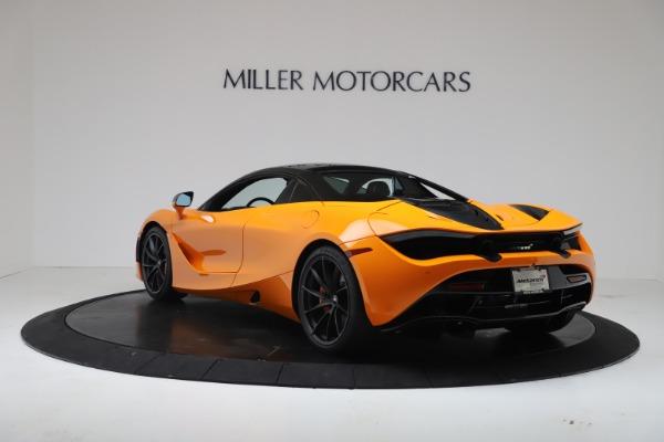 New 2020 McLaren 720S Spider Convertible for sale $374,440 at Alfa Romeo of Westport in Westport CT 06880 16