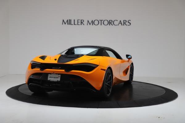 New 2020 McLaren 720S Spider Convertible for sale $374,440 at Alfa Romeo of Westport in Westport CT 06880 17