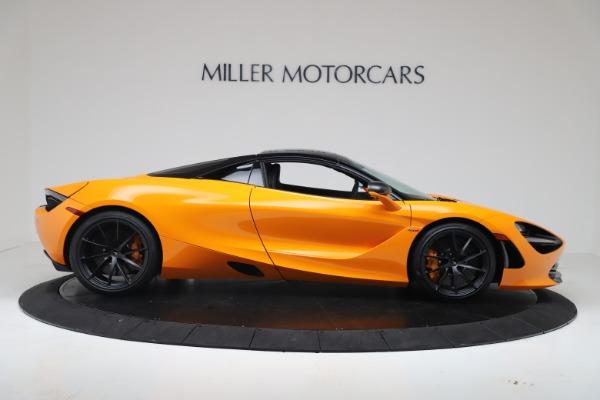 New 2020 McLaren 720S Spider Convertible for sale $374,440 at Alfa Romeo of Westport in Westport CT 06880 18