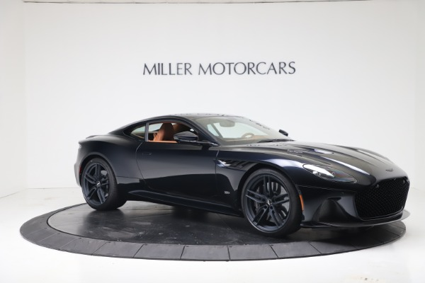 New 2020 Aston Martin DBS Superleggera Coupe for sale $371,006 at Alfa Romeo of Westport in Westport CT 06880 10