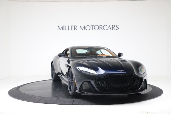 New 2020 Aston Martin DBS Superleggera Coupe for sale $371,006 at Alfa Romeo of Westport in Westport CT 06880 11