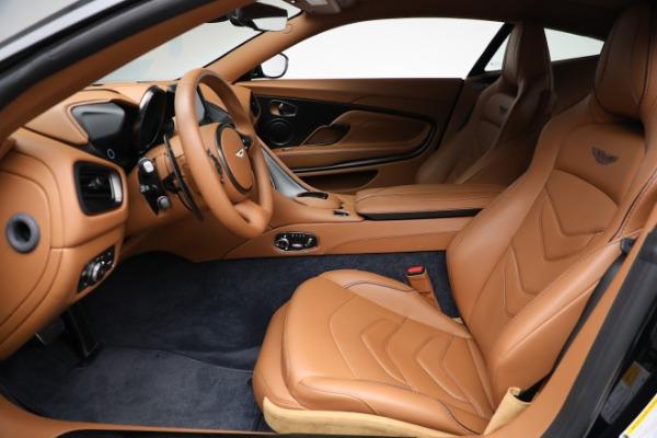 New 2020 Aston Martin DBS Superleggera Coupe for sale $371,006 at Alfa Romeo of Westport in Westport CT 06880 14