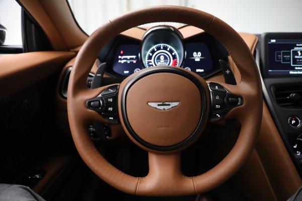 New 2020 Aston Martin DBS Superleggera Coupe for sale $371,006 at Alfa Romeo of Westport in Westport CT 06880 16