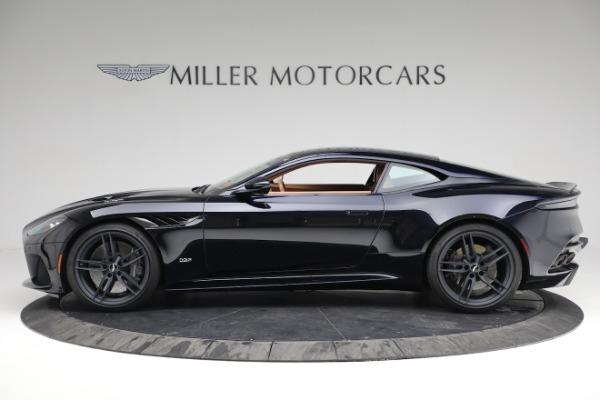 New 2020 Aston Martin DBS Superleggera Coupe for sale $371,006 at Alfa Romeo of Westport in Westport CT 06880 2