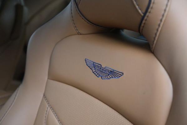 New 2020 Aston Martin DBS Superleggera Coupe for sale $371,006 at Alfa Romeo of Westport in Westport CT 06880 20