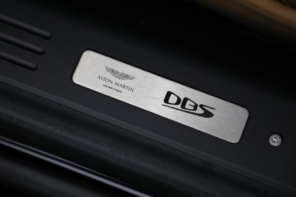 New 2020 Aston Martin DBS Superleggera Coupe for sale $371,006 at Alfa Romeo of Westport in Westport CT 06880 21